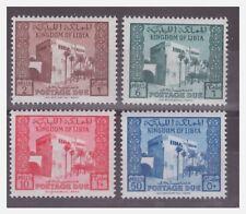 LIBIA INDIPENDENTE 1964 -  SEGNATASSE  SERIE  NUOVA **