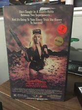 Delos Adventure, The VHS Lg Clamshell Case Roger Kerns, Jenny Neumann