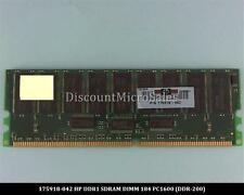 HP 175918-042 DDR 512MB PC-1600 Reg ECC 200Mhz RAM Memory
