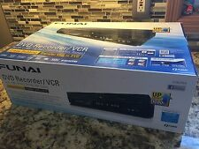 Funai ZV427FX4 VCR and DVD Recorder Player With HDMI 1080p DVD/VHS Combo NO TAX!