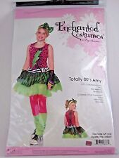 80s Amy Size 4-6 Girl Child Dress Up Enchanted Costume Halloween Party Birthday