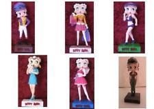 LIQUIDATION !!!!! Lot 6 Figurine Betty Boop Résine H 13 cm Neuf Voir Description