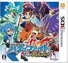 New Nintendo 3DS Future Card Buddyfight Mezase Buddy Champion Japan