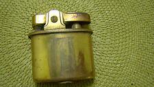 Vintage Brass Tone Small Pocket Lighter A24