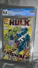 Incredible Hulk vs. Venom, Mail order one shot, NM+9.6, White Pages. SPIDERMAN