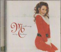 C.D.MUSIC F810   MARIAH CAREY   MERRY CHRISTMAS    CD
