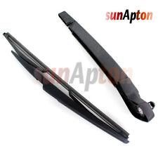 Rear Wiper Blade with Wiper Arm Set For Volvo V70 XC70 2003 2004 2005 2006 2007