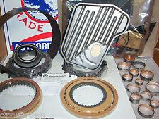 ALTO 4L60E Master Rebuild Kit W- 3-4 Power Pack Carbon Band Bushing Set 1993-97