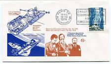 1978 SPACELAB European Training Paris Daumesnil Merbold Ockels Nicollier NASA