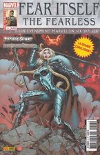 FEAR ITSELF THE FEARLESS N°6 Marvel Panini COMICS
