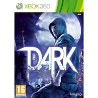 Dark Game Xbox 360 Microsoft Xbox 360 PAL Brand New