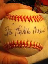 STAN THE MAN MUSIAL AUTOGRAPH MLB  Legend St Louis Cardinals BASEBALL MISSOURI
