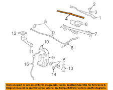 GM OEM Wiper Arm-Front Blade 22860194
