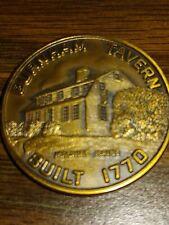 1979 DAR Hannah Weston Chapter Burnham Tavern Coins