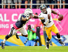 MICHEAL VICK PITTSBURGH STEELERS COLOR 8X10 VS CHARGERS