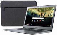 "Acer 14"" Chromebook Intel Quad Core 32GB SSD 4GB RAM Webcam+Microphone + Sleeve"