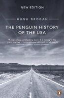 The Penguin History of the United States of America,Hugh Brogan- 9780140252552