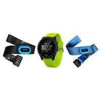 Garmin Forerunner 935 Running & Triathlon GPS HRM Watch Black Tri-Bundle