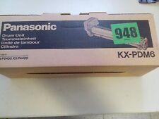 Panasonic original drum unit tamburo kx-pdm6 per kx-p5400, kx-p4400 nuovo