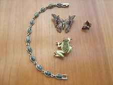 vintage Liz Claiborne jewelry 4 in lot