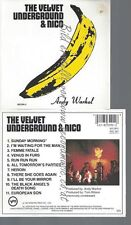 CD--THE VELVET UNDERGROUND--FEAT.NICO-- 823290-2 W Germany