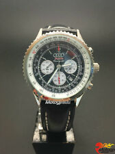 Sport Montres pour homme cuir bracelet montre à quartz pr Audi Q5 Q7 A6 B1