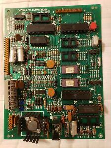 Bally Squawk & Talk Pinball Machine Sound Board AS2518-61