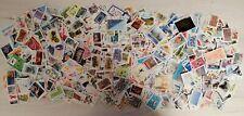 gros lot timbres oblitérés France