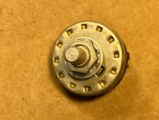 Vintage 1949 Mallory 4-Position Rotary Switch #1