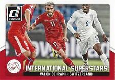 2015 Donruss Soccer 'International Superstars' #89 Valon Behrami Switzerland