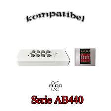 Ersatz Fernbedienung für das Funk System v. ELRO AB440 Funkfernbedienung 12V-A23
