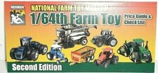 National Farm Toy Museum Price Guide 2nd Edition 1/64Tractor&Machinery Brand New