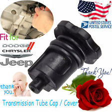 New Transmission CAP COVER TOP PLUG Filler Tube Fluid Dipstick Tool Replacement