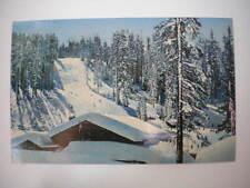 Postcard Ski House at Badger Pass Yosemite National Park Unused