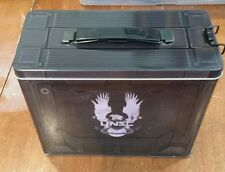 Loot Crate Exclusive Halo 5 UNSC Ammo Tin Lunch Box + Supply Req pack code