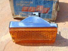 Genuine Classic Fiat Amber Indicator Light Genuine NOS 4202542