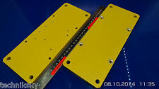 Alu Platte Aluminiumplatte Trägerplatte CNC Fräse NR232