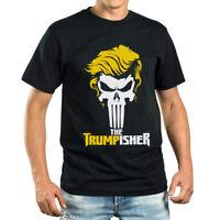 SALE Originally $28: Trumpisher™ Shirt: MADE IN THE USA | Trump Punisher