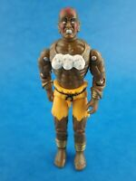 Vintage Action Figure GI JOE - DHALSIM Street Fighter Hasbro Toy 3.75""