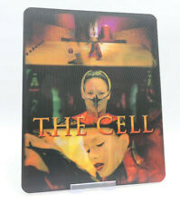 THE CELL - Lenticular 3D Flip Magnet Cover FOR bluray steelbook