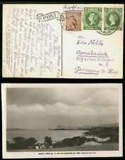 MayfairStamps South Australia 1955 Encounter Bay Real Photo to Germany British Z