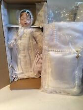 Ashton-Drake Galleries - Christening Day - Porcelain Doll #94512