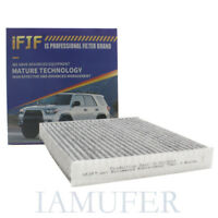 Activated Carbon Air Cabin Filter for Lexus / Toyota, IFJF CF10285