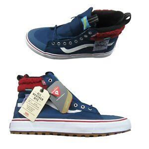 The Simpsons x Vans Sk8-HI MTE 2.0 DX Mr. Plow Size 8 Mens Skate Shoes NEW