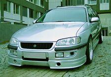 JMS Racelook Frontspoilerlippe für Opel Omega B Limousine/ Caravan bis Facelift