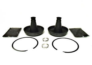 Pair of Rear Inner Boot Kits for Polaris, fits 2007-2011 Outlaw 525 2x4 IRS