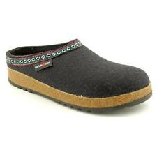 Pantofole da donna mocassini nero