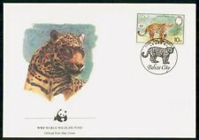 Mayfairstamps Belize Fdc 1980 Jaguar First Day Cover wwh_07807