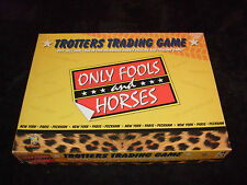 ONLY FOOLS AND HORSES-TROTTERS TRADING GAME-FAMILY BOARD GAME BY TOY BROKERS LTD