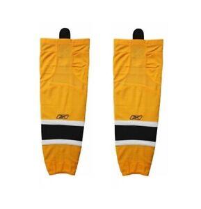 "Reebok NHL SX100 Edge Gamewear Hockey Socks! Teams Team CCM RBK Sock 30"" SR"